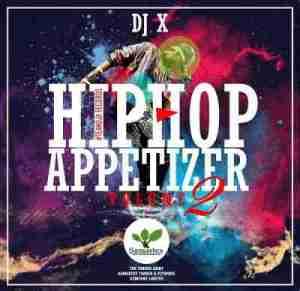 DJ X - HipHop Appetizer Vol. 2